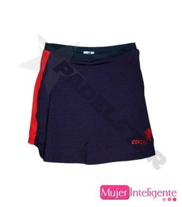 falda-padel-coach-azul-rojo