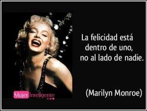 frase-la-felicidad-esta-dentro-de-uno-marilyn-monroe