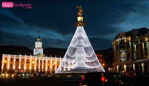 Arboles de Navidad espectaculares
