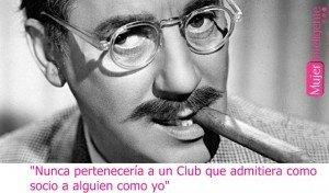 Frases del genial Groucho Marx