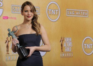 Jennifer-lawrence-Annual Screen Actors Guild Awards