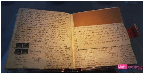 libro original de ana Frank