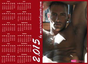 mujer inteligente calendario 2015 hombre atractivo