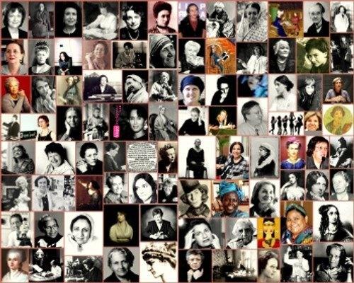 Seis mujeres para la historia