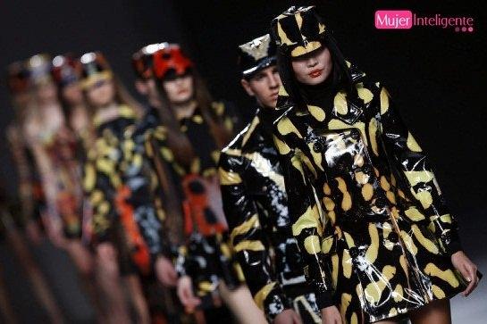 Madrid fashion week otoño invierno 2013 /2014