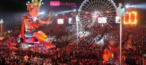 Carnavales famosos del mundo