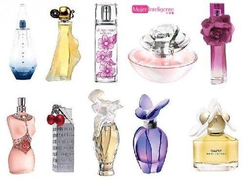 Tendencias en perfumes para mujer