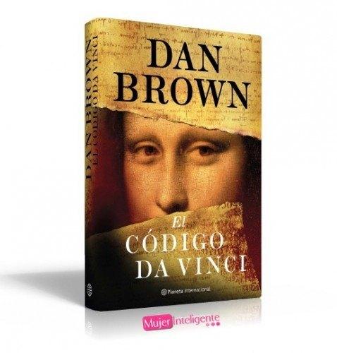 Infierno Dan Brown portada codigo davinci libro