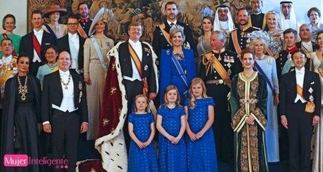 los nuevos reyes de holanda