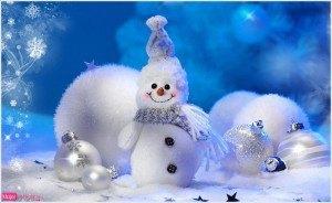 tarjeta navideña, postal muñecos de nieve graciosos, foto de invierno, felicitación de navidad, feliz navidad, año nuevo 2016, marry christmas