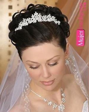 Ideas para peinados de boda