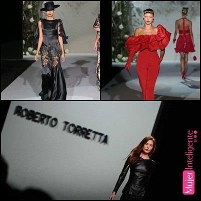 Madrid fashion week otoño invierno 2013 -2014-roberto-verino--torretta