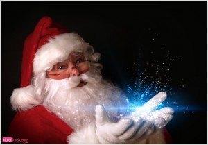 santa-claus-navidad-2017-y-año-nuevo-2018 foto papá noel