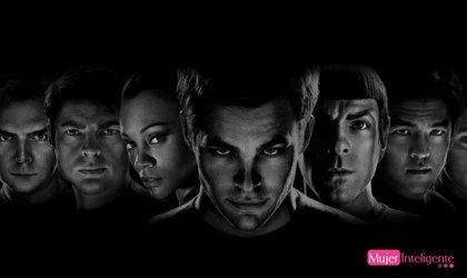 Star Trek 2 en la oscuridad  tripulacion