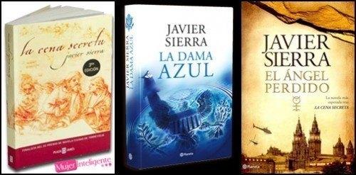 Javier Sierra-libros